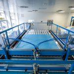 Výrobní linka v BATIST Medical / BATIST Medical Production Line