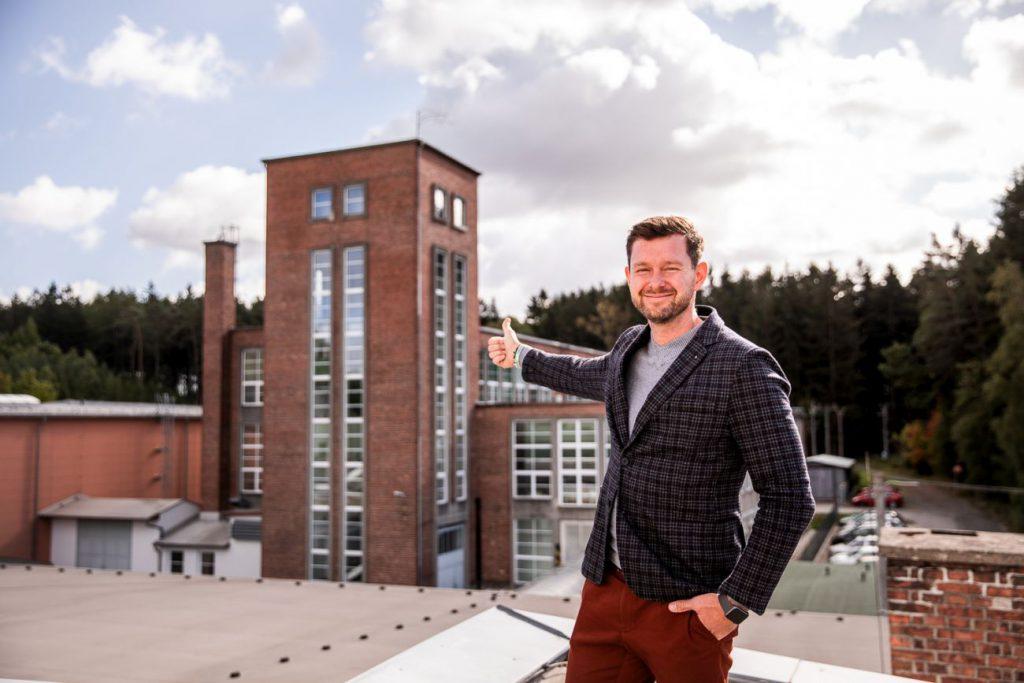 BATIST Medical CEO - Tomáš Mertlík