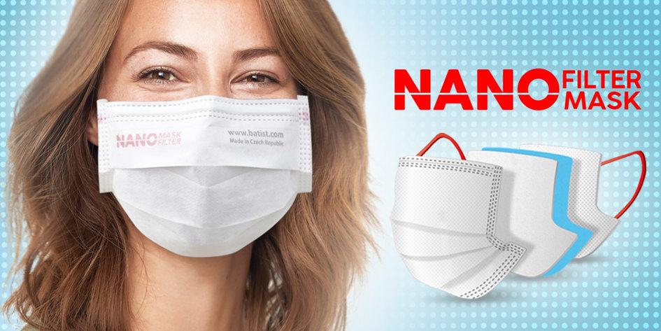 nano filter mask